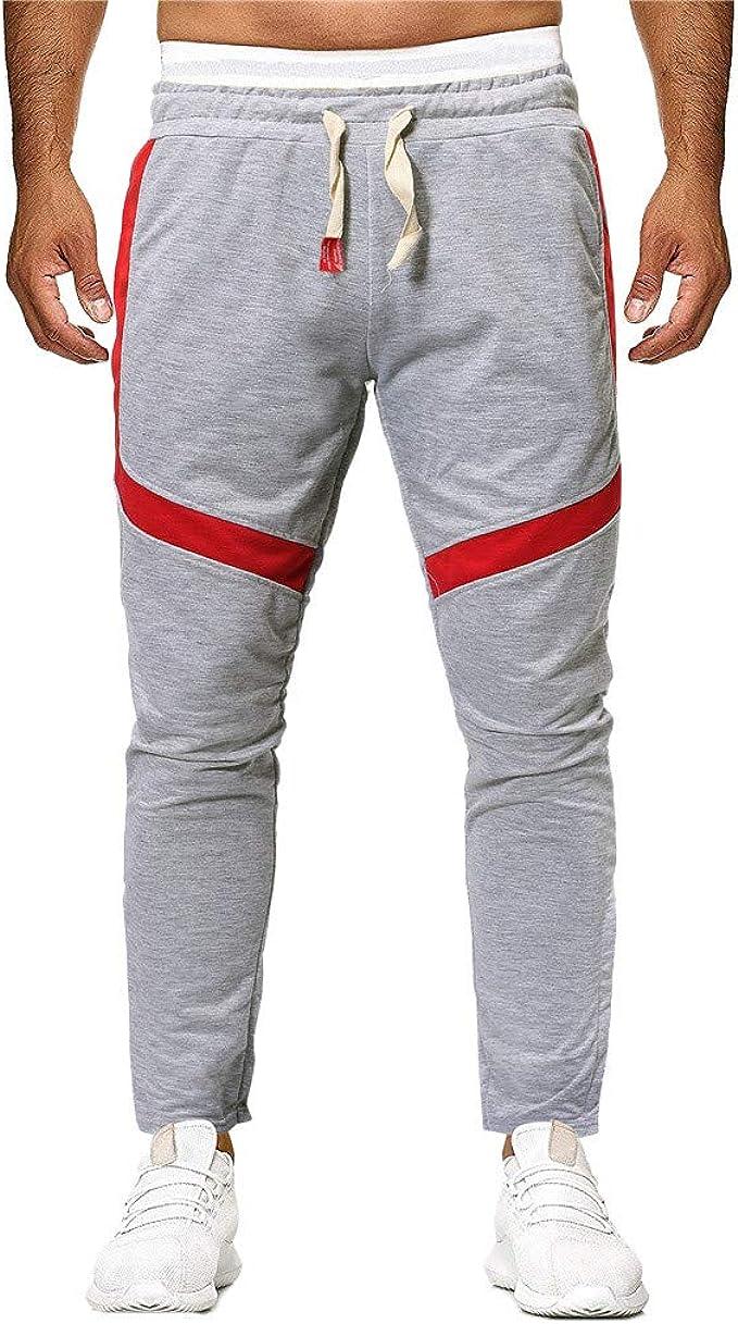 FELZ Pantalones Entrenamiento Hombre, Pantalones de chándal ...