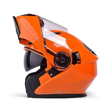 LI HAO SHOP Casco de automóvil eléctrico, Casco de Moto, Casco para Adultos,