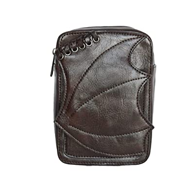 SMALL LEATHER CASE STEAMPUNK