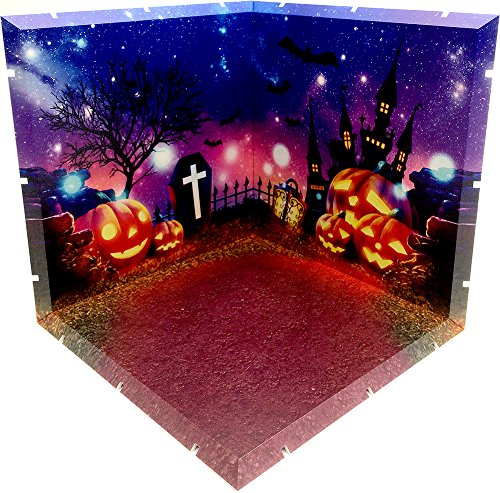 Dioramansion 150 Halloween Diorama Stand PLM for Figures