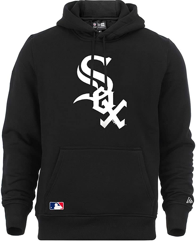 New Era - Chicago White Sox - Hoody - Black White  Amazon.de  Bekleidung c6feac60cf