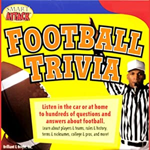 Smart Attack Football Trivia Audiobook