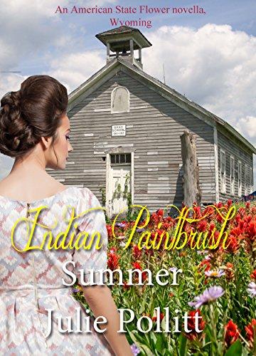 An Indian Paintbrush Summer (American State Flower): Julie Pollitt