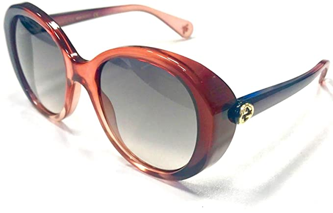 a82bb74ddf Image Unavailable. Image not available for. Colour  Gucci GG0368S 003  Violet GG0368S Square Sunglasses Lens Category 2 Size 56mm