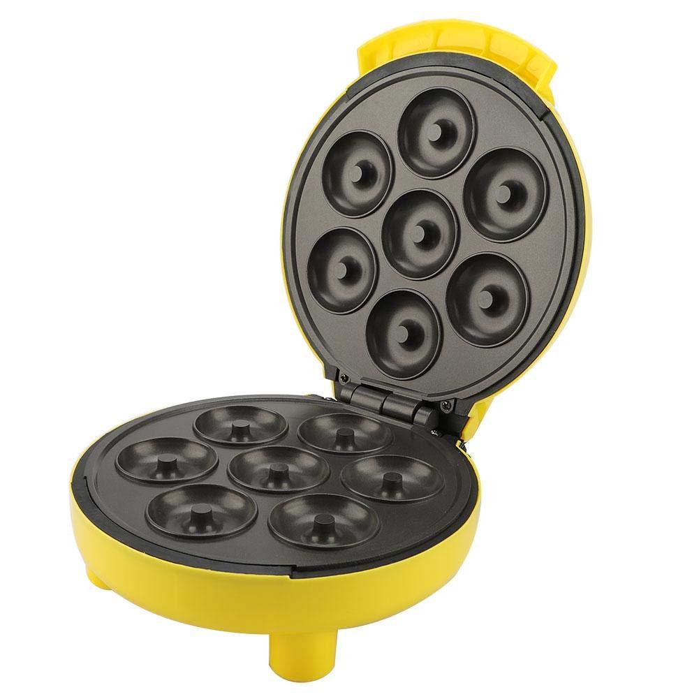 Electric Mini Donut Makers,DIY Doughnut Maker Small Donut Snack Machine US Plug 110V by POCREATION