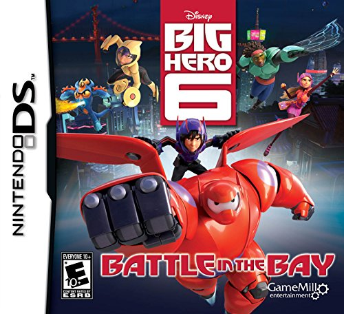Game Mill - Big Hero 6 NDS - Nintendo DS