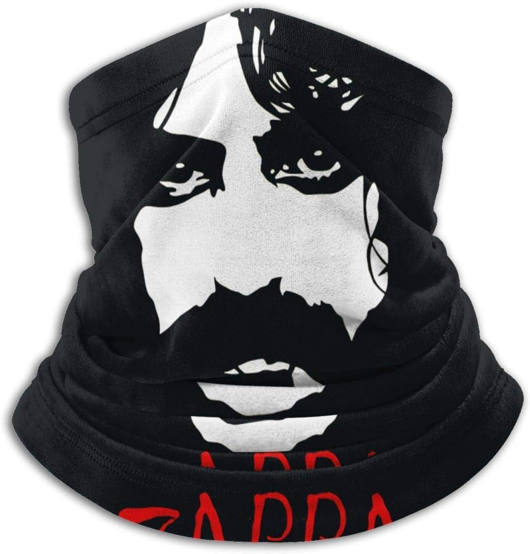 EOPRO Frank Zappa microfibra cuello calentador m/áscara de esqu/í cuello polaina cara bufanda deportes al aire libre