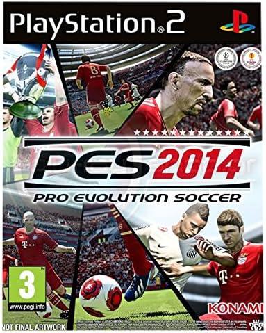 Digital Bros Pro Evolution Soccer 2014 Ps2 Juego Ps2 Playstation 2 Deportes Konami Computer Entertainment Tokyo E Para Todos Fuera De Línea En Línea Amazon Es Videojuegos