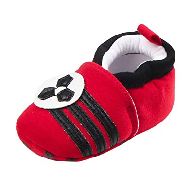 c2b67bbb7b27 Newborn Girls Boys Shoes HEHEM Lovely Toddler First Walkers Baby Shoes  Round Toe Flats Soft Slippers