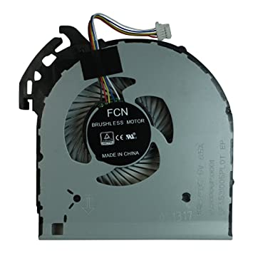 IBM Lenovo IdeaPad V110-15ISK Compatible Laptop Fan 5 Pin Version