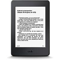 Kindle Paperwhite (Generación anterior - 7ma), pantalla E-ink de alta resolución, luz integrada, color Negro, 3G gratis + Wi-Fi