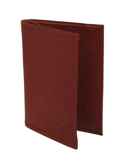 b3e7cc5dd96d Amazon.com: Weblytech Super Slim Genuine Leather Wallet Credit Card ...