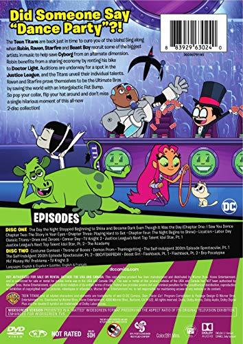 Teen Titans Go! S4 P2 by WarnerBrothers