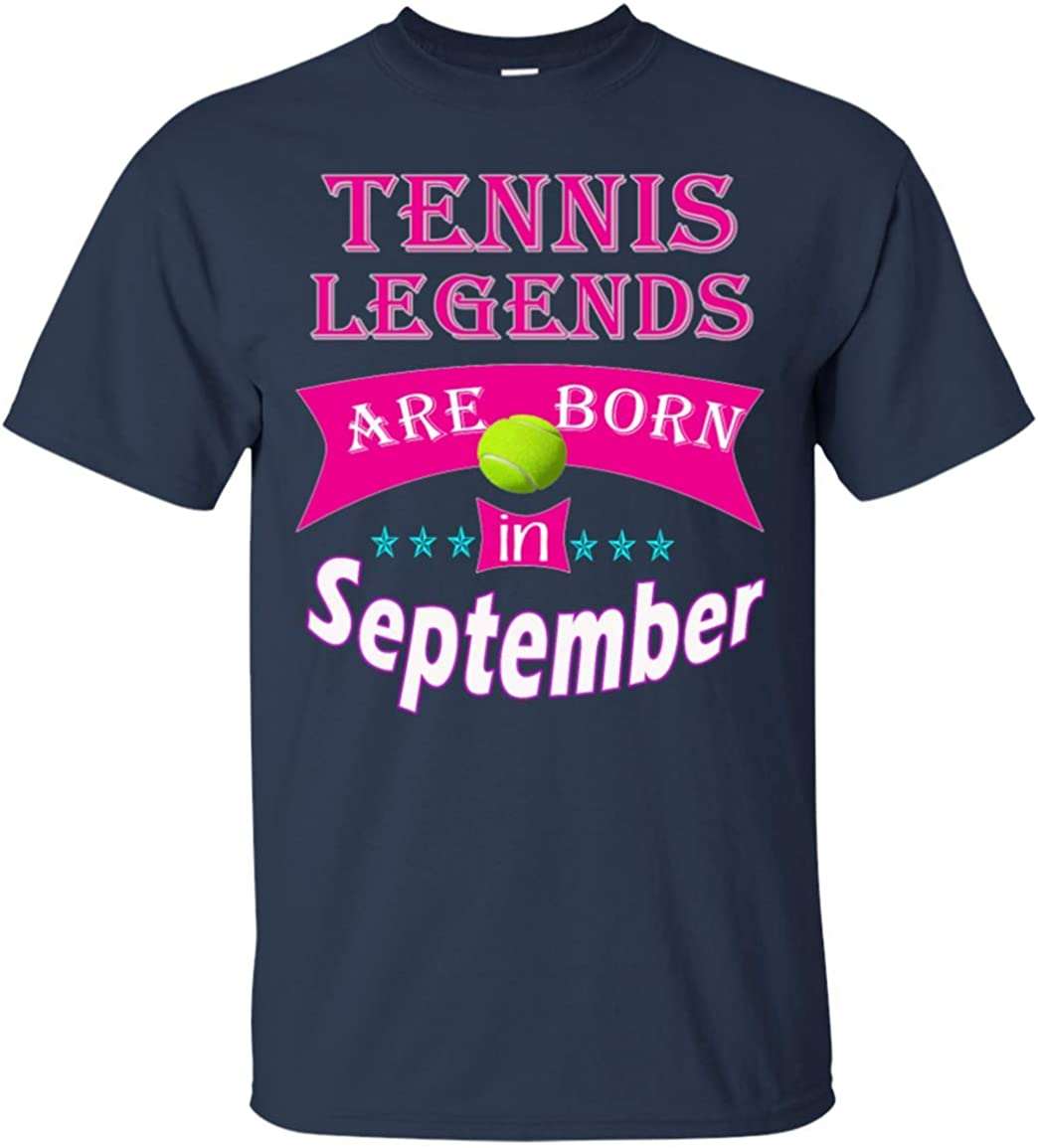 Baby T-shirt Tees for Boys Born to Go Tennis with My Daddy Girls