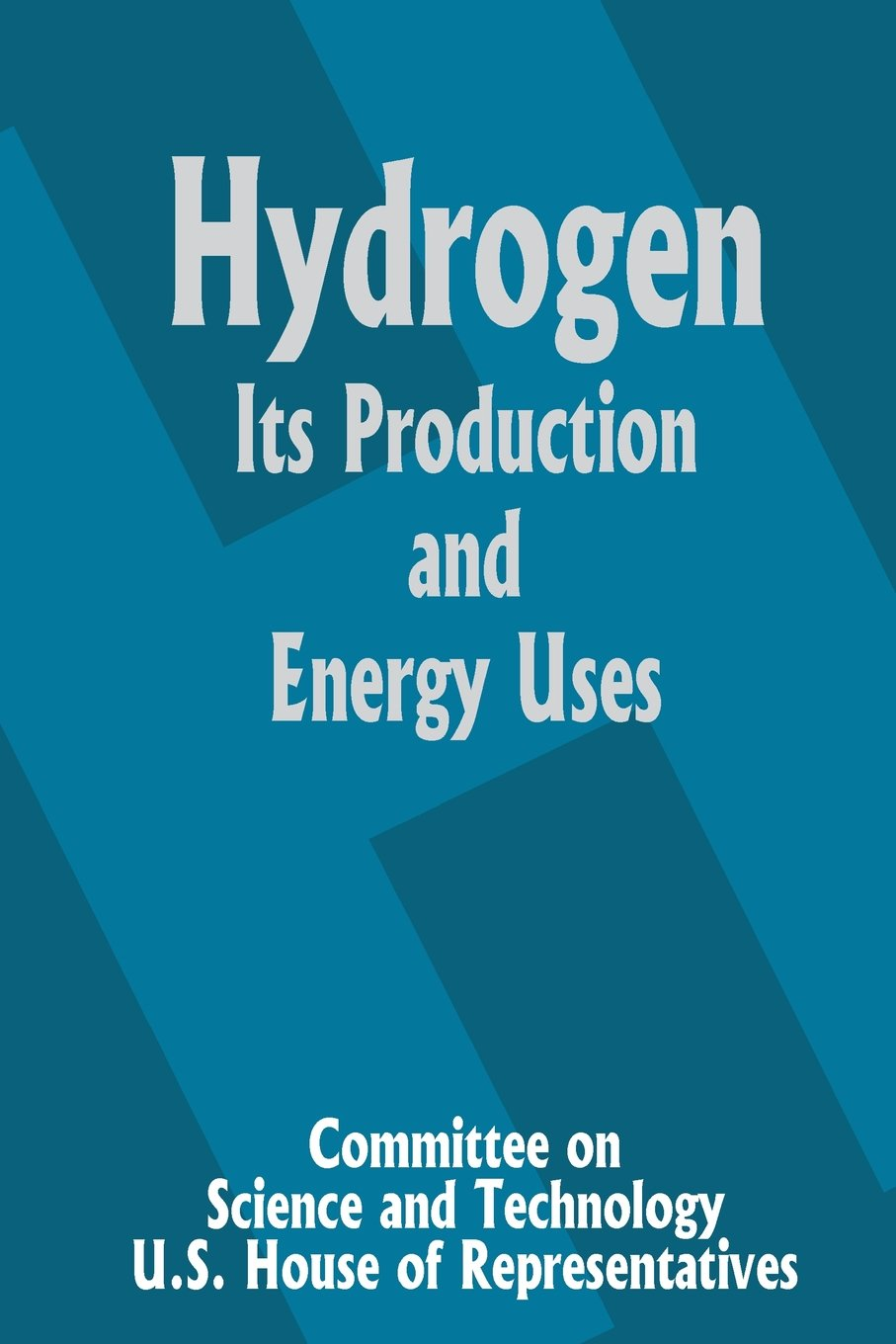 Download Hydrogen: Its Production and Energy Uses pdf epub