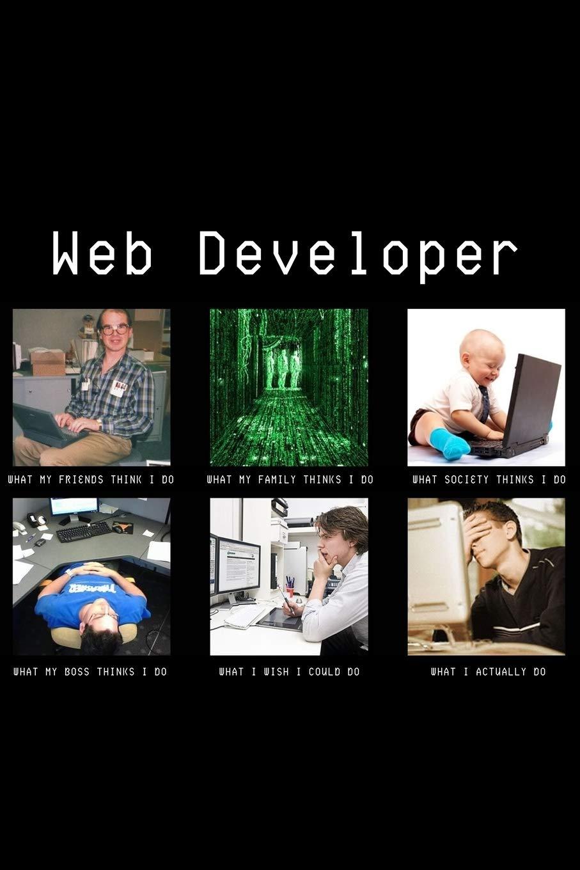 Web Developer Funny Meme Developer Notebook Gift Idea For