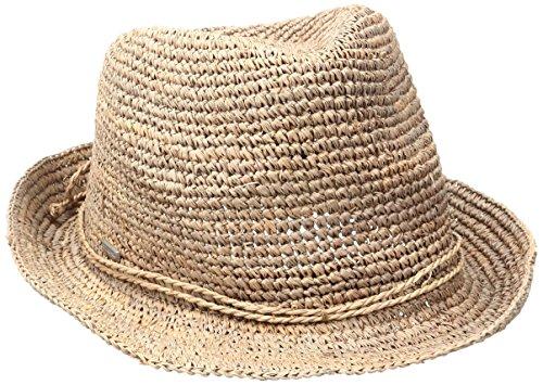 san-diego-hat-company-womens-crochet-raffia-fedora-hat-nougat-os