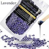 Finewind Hard Wax Beans Hard Body Wax Beans, Hair Removal Brazilian Pearl Depilatory Wax European Beads for Women Men