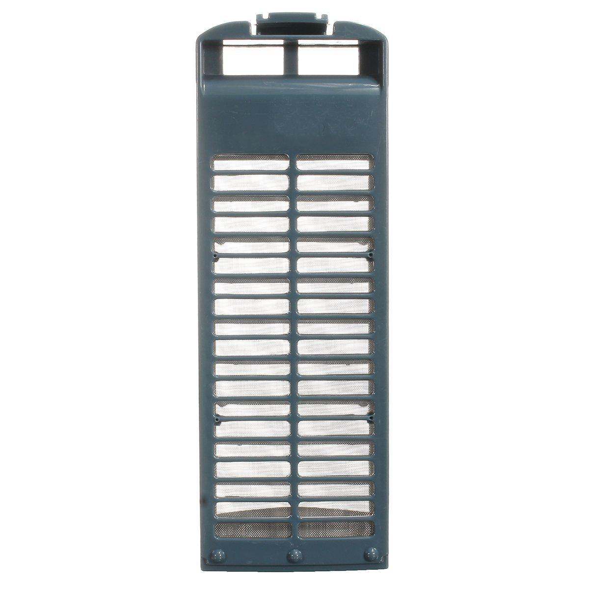 KUNSE Filtro M/ágico De La Pelusa De La Lavadora De 8Cmx 23.3 Cm para Samsung