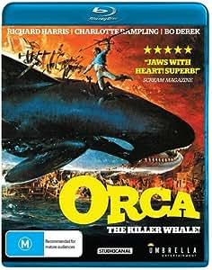 Orca, The Killer Whale [Blu-ray]