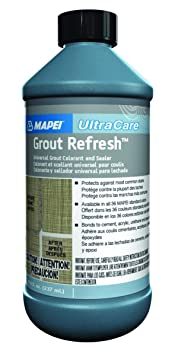 Mapei Grout Refresh Deep Cleaner Solution