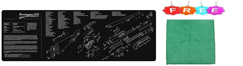 Terrific Amazon Com 360 Tactical 12X36 Pistol Maintenance Cleaning Mat Pad Wiring Database Ioscogelartorg