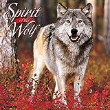 Spirit of the Wolf 2017 Wall Calendar