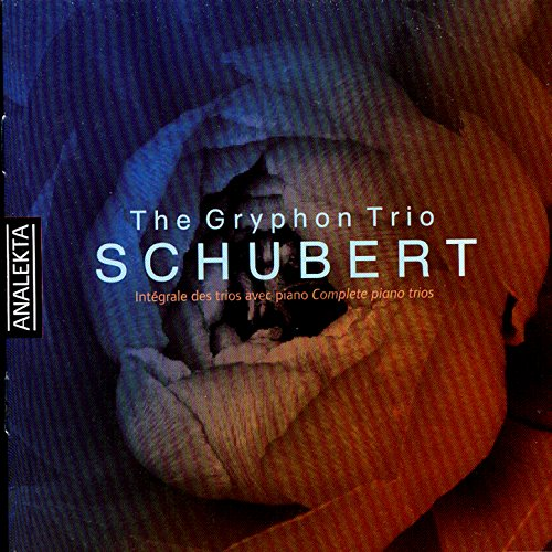 Schubert: Complete piano trios - Schubert Trio