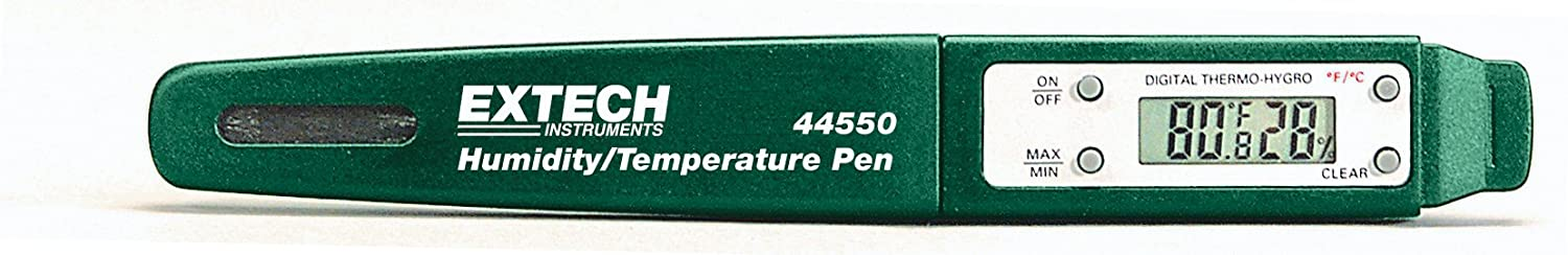 Extech 44550 Pocket Humidity/Temperature Pen FLIR Commercial Systems Inc.