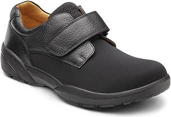 9bfac74f075f Dr. Comfort Men s Brian Acorn Stretchable Diabetic Casual Shoes