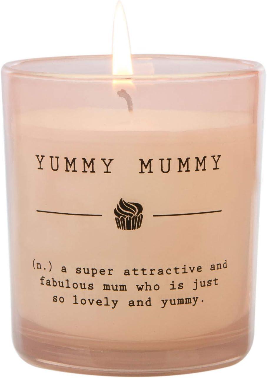 WAX LYRICAL Yummy Bougie Momie jusqu/à 35 Heures de Combustion