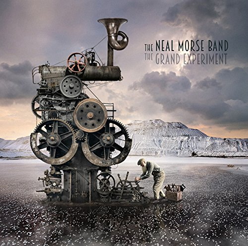 CD : Neal Morse - Grand Experiment (Deluxe Edition, 3 Disc)
