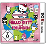 Hello Kitty und Freunde - Rund um die Welt (3DS) [import allemand]