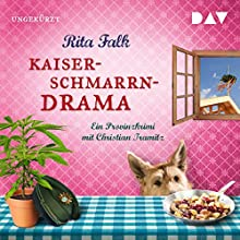 Kaiserschmarrndrama (Franz Eberhofer 9) Audiobook by Rita Falk Narrated by Christian Tramitz