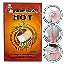 KONGDY Back Pain Relief Patch,Hot Capsicum Plaster,Joint Pain Killer,15Pcs