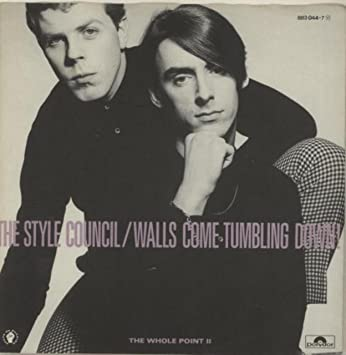 Image Unavailable. Image not available for. Color Walls Come Tumbling Down!  , Style Council