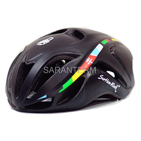 Amazon.com : Mens Bicycle Cycling Helmet Cover Cascos Ciclismo Mtb Capaceta Bicicleta Road Bike Integrall Casco Bici SA WHITE L : Sports & Outdoors