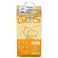 Gasco Cot&Co Aliment Complet Miettes pour Poussin 10 kg
