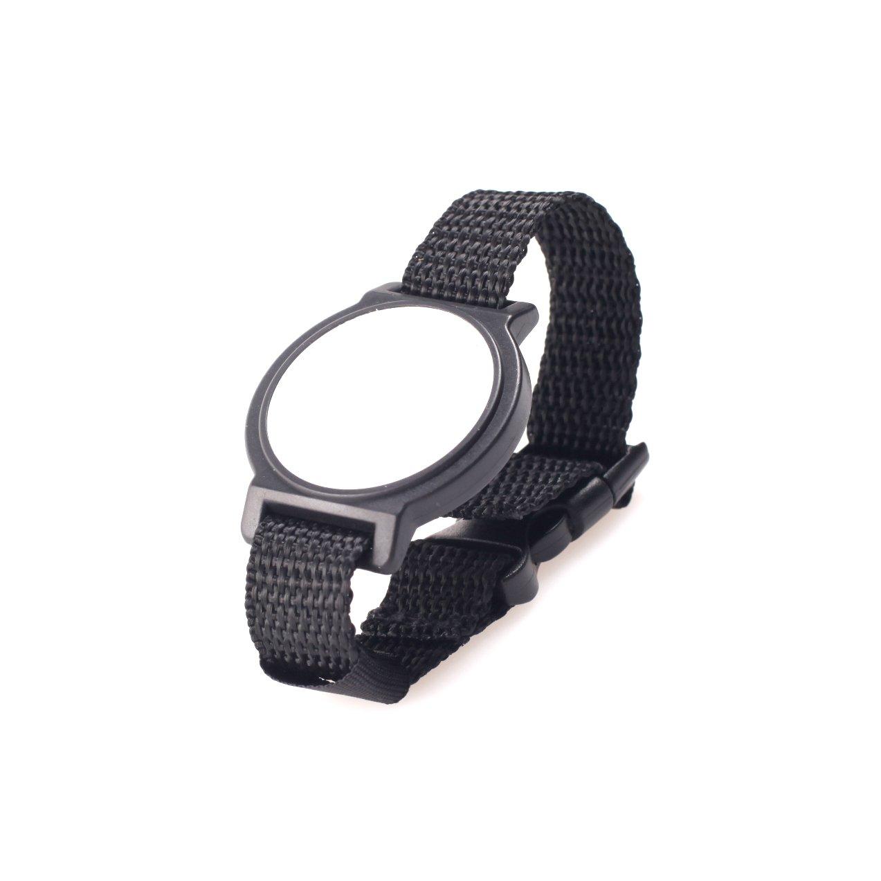 YARONGTECH-13.56MHZ MIFARE Classic 1K Waterproof ISO 14443A adjustable rfid nylon wristband -10pcs