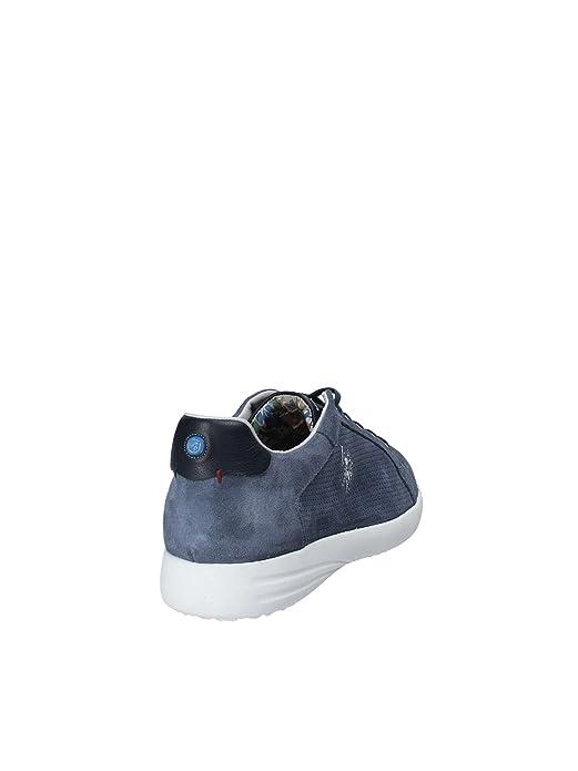 ... Chaussures à lacets U.s. Polo assn. FALKS4170S8 S1 Sneakers Man Bleu 45 3df7f92decb4