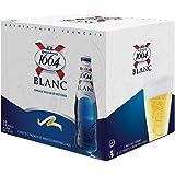 Cerveza Importada Premium K1664 Blanc 12 botellas de 330ml c/u