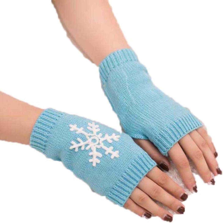Women Crochet Knitted Arm...
