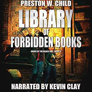 The Library of Forbidden Books Audiobook