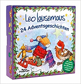 Leo Lausemaus Weihnachtskalender.Leo Lausemaus 24 Adventsgeschichten Adventsbox Amazon Co Uk Marco