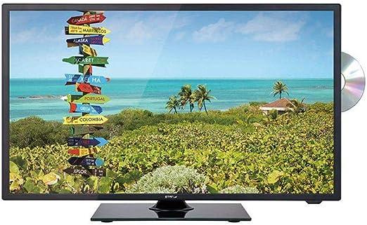 TV stanline 19 LED DVD HD: Amazon.es: Hogar