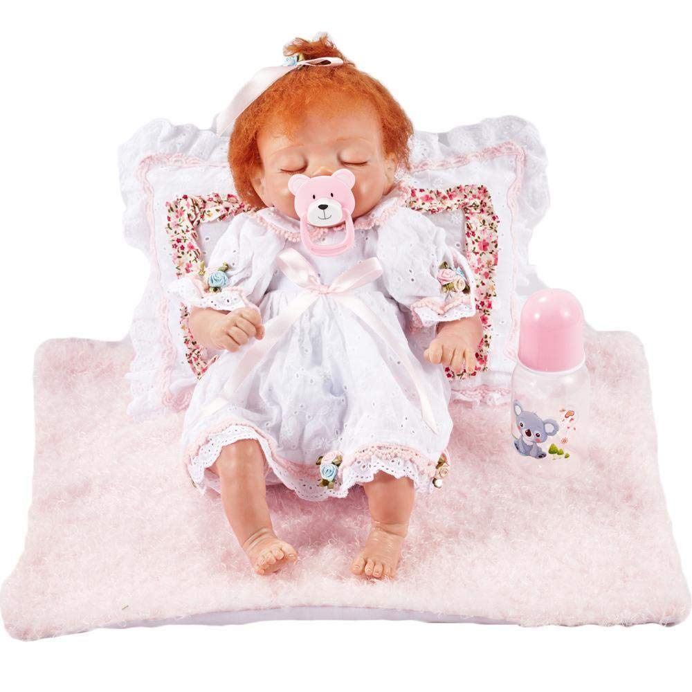 a la venta Hongge Regalo Regalo Regalo de cumpleaños de muñeca Realista Juguetes realistas Princesa Juguetes niños 45cm  colores increíbles