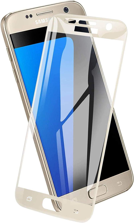 Icheckey Panzerglas Schutzfolie Für Samsung Galaxy S7 Elektronik
