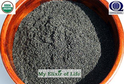 Organic NIGELLA SATIVA Seed POWDER-AKA Black Cumin ,Kalonji, Black Seed- 1 lb by My Elixir of Life (Image #1)
