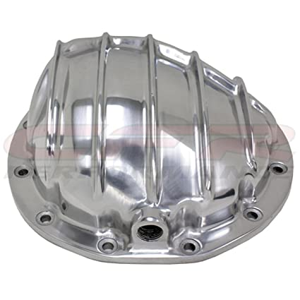 ALUMINUM GM DIFFERENTIAL COVER - 12 BOLT W/ 8 8-INCH RING GEAR