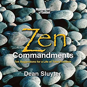 The Zen Commandments Hörbuch